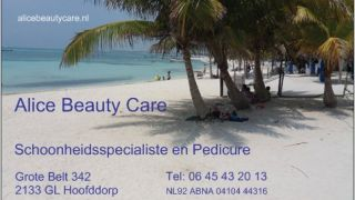 Hoofdafbeelding Alice Beauty Care